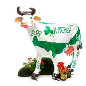 Фигура «Корова Клевер»