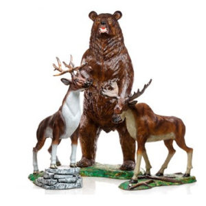 Комплект фигур «Лесные звери»