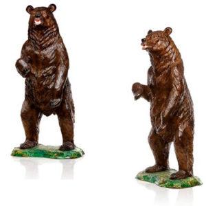 Комплект фигур «Два медведя»