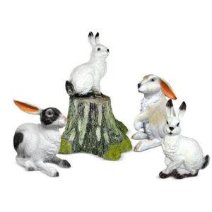 Комплект «Компания зайцев»