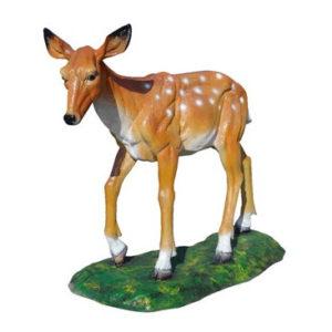 Фигура «Молодой оленёнок»